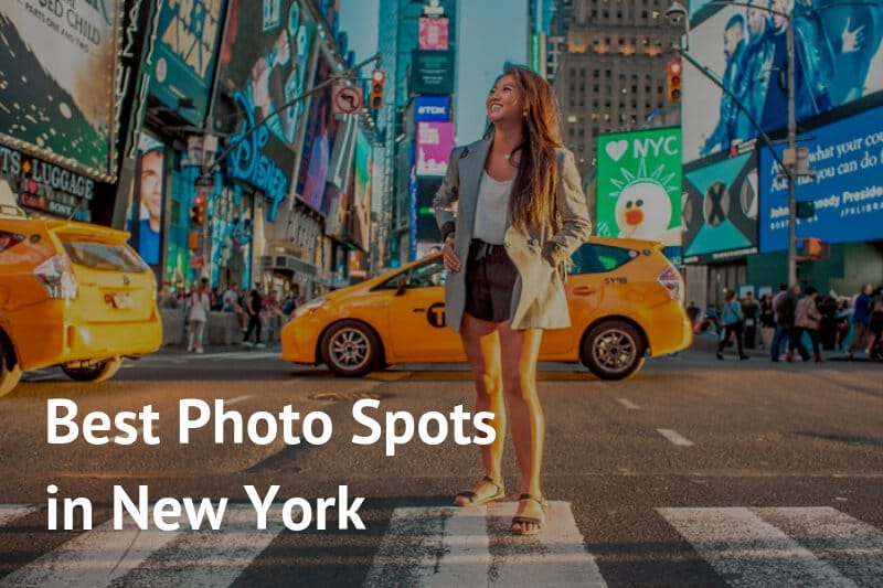 8 Best Places To Take Photos in New York City