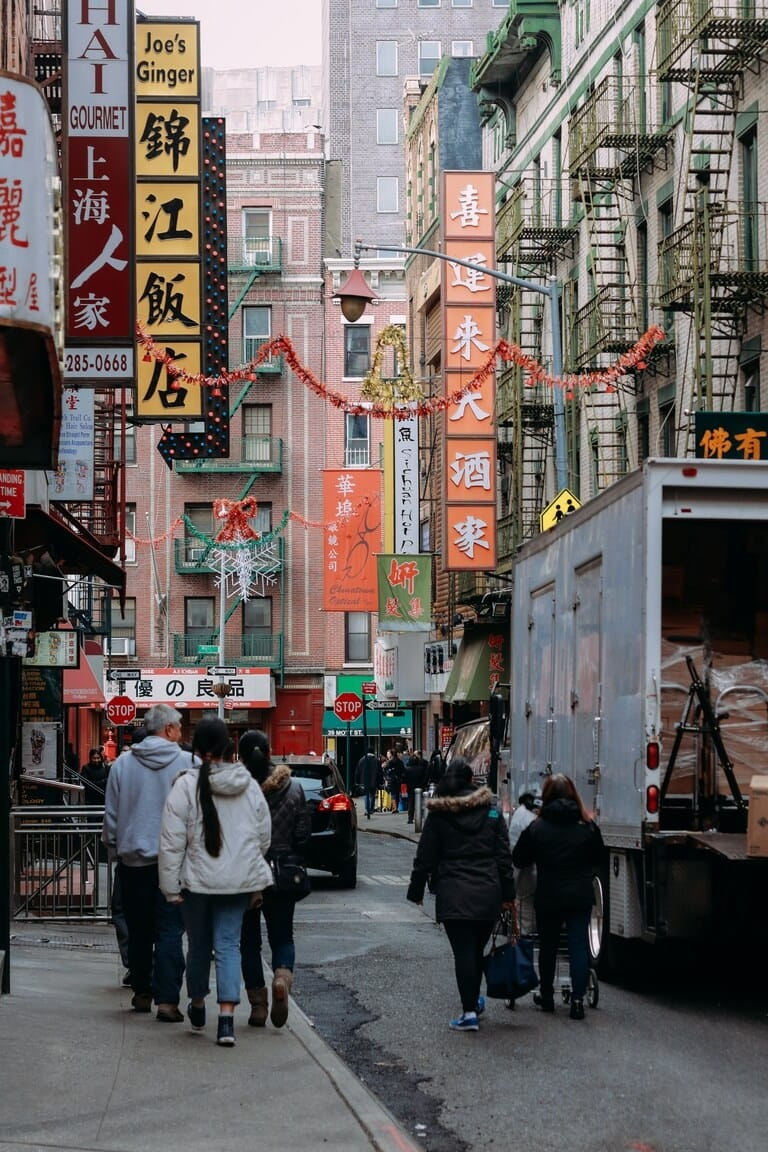 New York Photo Spots - Chinatown 2