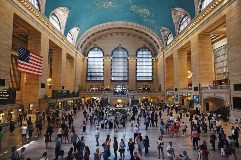 New York Photo Spots - Grand Central Terminal 2