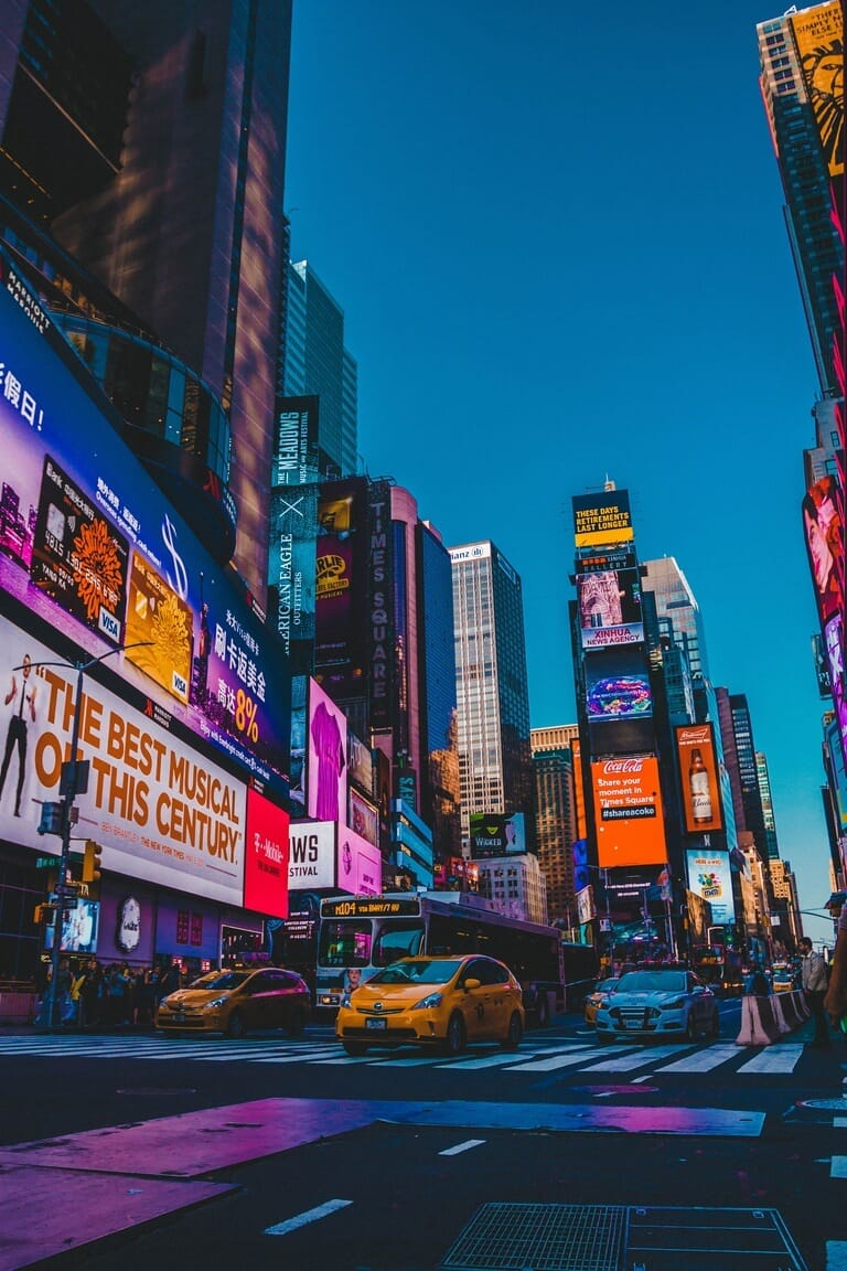 New York Photo Spots - Times Square 1