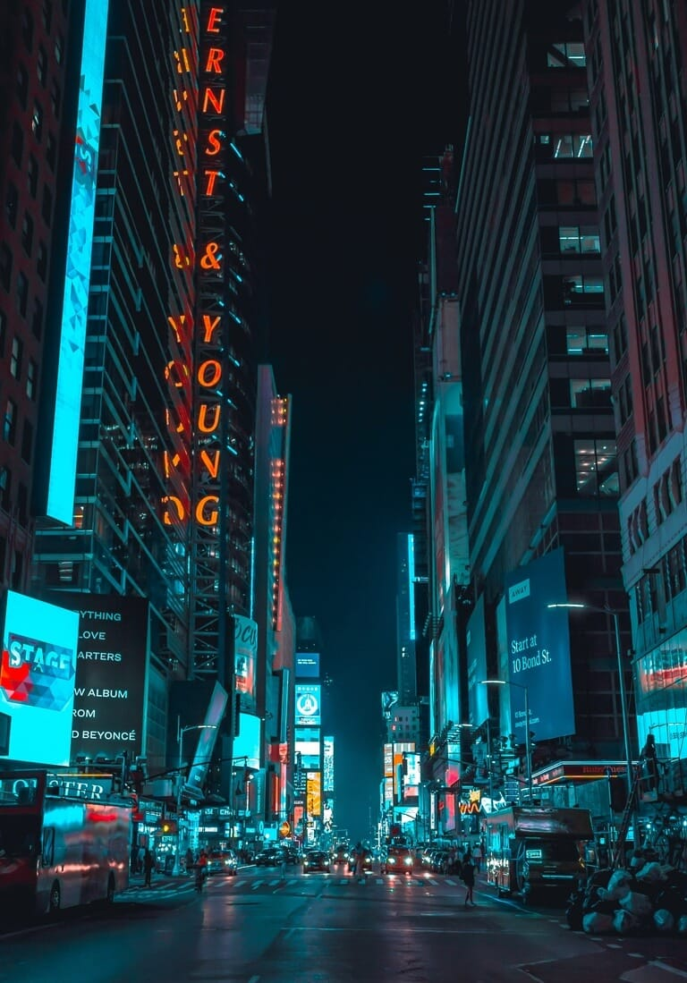 New York Photo Spots - Times Square 3