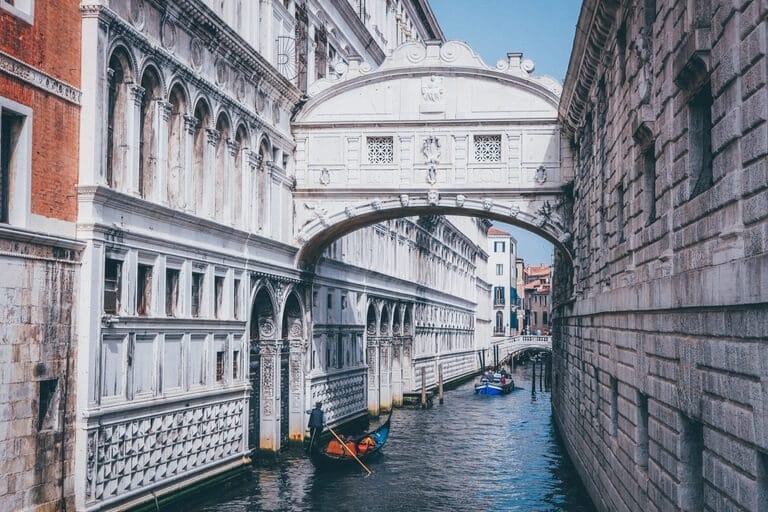 The Bridge of Sighs - Ponte dei Sospiri 1